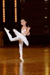 Ballet 渡辺 瑠奈ちゃん