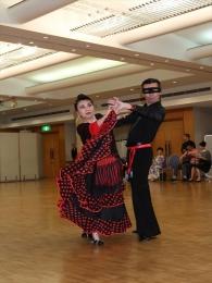 Show Dance 髙橋美智子様