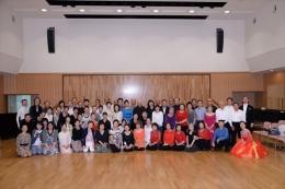 集合写真! ご出演並びにご参加された皆様、有難うございました!