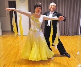 藤田一郎様・藤田友子様 Waltz・Tango