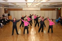 さくら会 Samba&Tango Formation