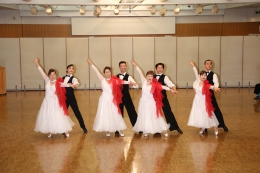 PRINCE&PRINCESS Ballroom Formation