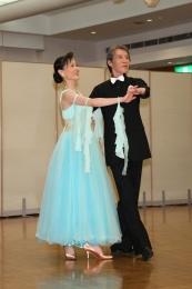 江口宗久様 Viennese Waltz・Waltz