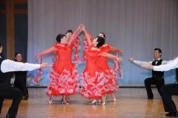 Ballroom Formation Quickstep/Waltz 上田智子様 小笹久美子様 金井直美様 鷲頭桂子様